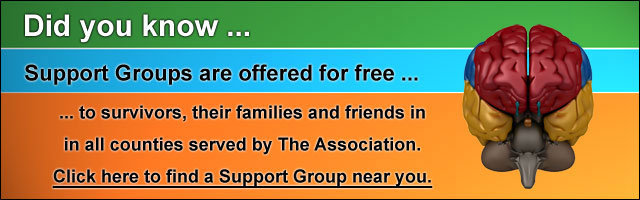 Support Groups are offered for free to survivors, their families and friends in all counties served by the Brain Injury Association of London and Region.  Click here to find the Support Group near you.