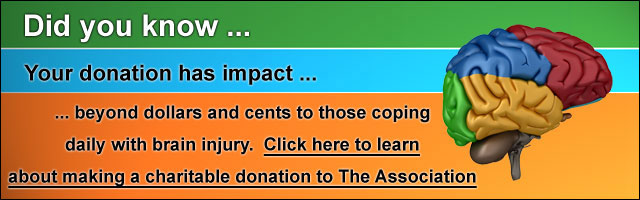 Your donation has impact beyond dollars and cents to those coping daily with brain injury.  Click here to learn about making a charitable donation to the Brain Injury Association of London and Region.